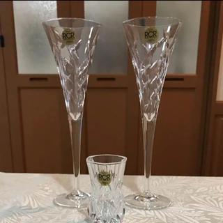 佐々木硝子 シャンパングラス  MADE IN ITALY  ササキクリスタル