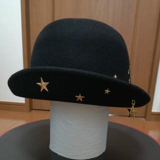 モスキーノ(MOSCHINO)のMOSCHINO レディース帽子(ハット)