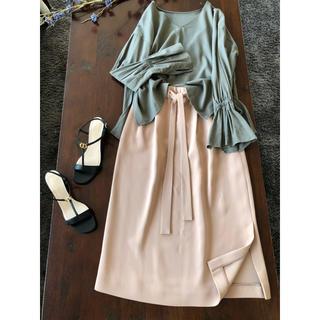 Drawer - 定価56,000円 シクラス スカート ドゥロワー drawer