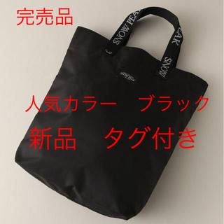 Snow Peak - セール☆新品 タグ付き スノーピーク  別注 トートバッグ