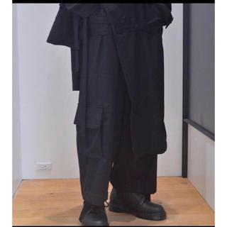 Yohji Yamamoto - yohji yamamoto バンテージラップパンツ