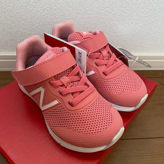 ニューバランス(New Balance)の新品 ニューバランス 16.5cm 女の子 プレマス(スニーカー)