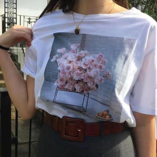 Drawer - 美品!FJURA  Tシャツ