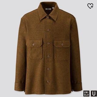 UNIQLO - フリースシャツジャケット