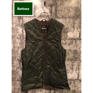 Barbour - Barbour quilted waistcoat ライナー キルティングベスト