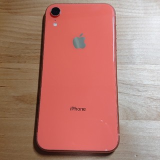 iPhone - iPhone XR Coral 128GB