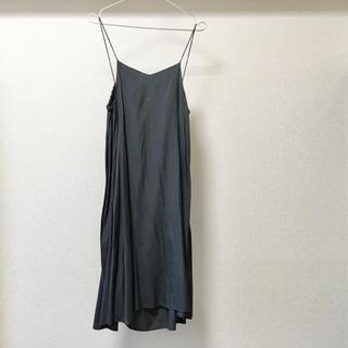 w closet - 〈w closet〉キャミソール ワンピース