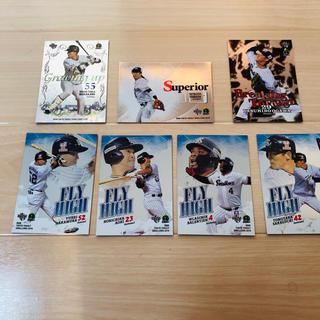 トウキョウヤクルトスワローズ(東京ヤクルトスワローズ)のヤクルト 野球カード キラ 7種類 BBM2019(その他)