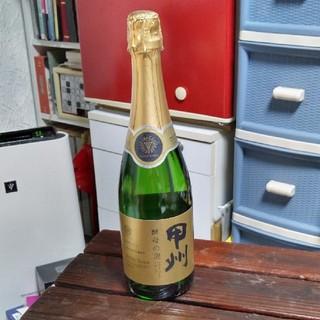 キッコーマン - 日本ワイン酵母の泡プライベート・リザーブ甲州白