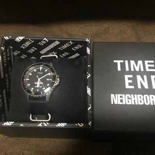 NEIGHBORHOOD - TIMEX タイメックス×ネイバーフッド×END. 腕時計 ウォッチ メンズ