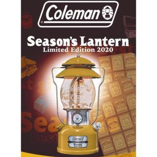 Coleman - 2020 コールマン シーズンズ ランタン 新品未開封