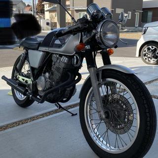 ホンダ - ホンダ GB250 クラブマン J型 実動 低走行 バリ山