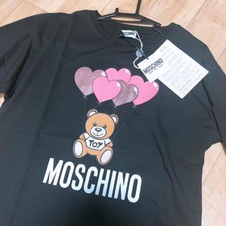 モスキーノ(MOSCHINO)のモスキーノ テディベアTシャツ(Tシャツ(半袖/袖なし))