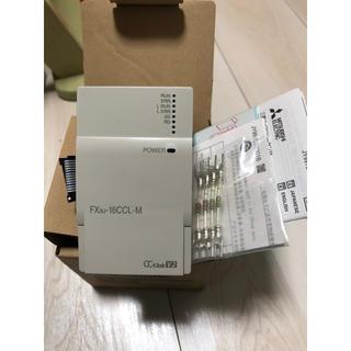 ミツビシデンキ(三菱電機)の三菱電機MELSEC-Fデータリンク・通信ユニット (FX3U-16CCL-M)(その他)