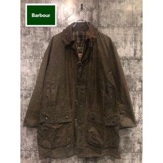 バーブァー(Barbour)の90s vintage Barbour BORDER 3crest C40(ミリタリージャケット)