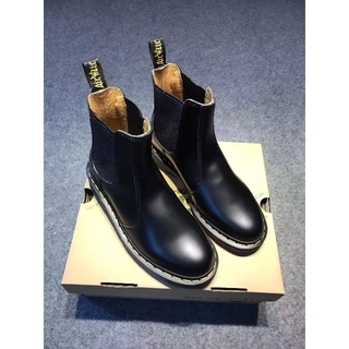 Dr.Martens - UK4 レディース ブーツ Dr. Martens 革靴 チェルシー