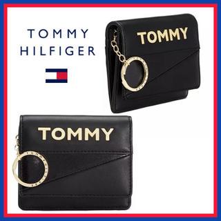 トミーヒルフィガー(TOMMY HILFIGER)の日本未入荷★TOMMY トミー スモール ロゴ ウォレット IDケース(財布)