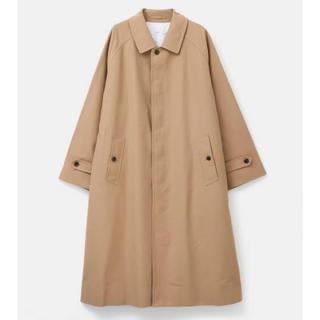 COMOLI - graphpaper 19aw steincollar coat size1