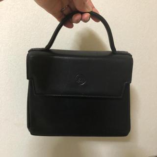 agnes b. - 格安♡ブラック ハンドバッグ 冠婚葬祭 卒園式 入園式 お受験バッグに