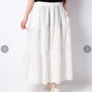 SM2 - SM2 サマンサモスモス裾スカラップティアードスカート