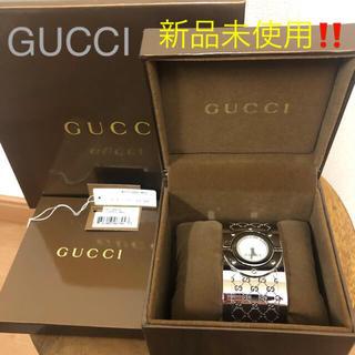 Gucci - グッチ GUCCI トワール バングルウォッチ 腕時計 美品 新品未使用