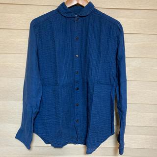 キャピタル(KAPITAL)のKAPITAL ピンタックシャツ(シャツ)