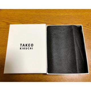 タケオキクチ(TAKEO KIKUCHI)のTAKEO KIKUCHI 財布(折り財布)