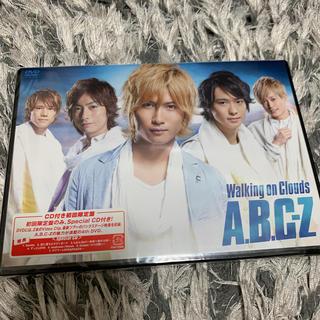 ジャニーズ(Johnny's)のWalking on Clouds初回限定盤(DVD+CD) DVD(ミュージック)