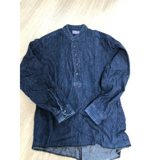 ブルーブルー(BLUE BLUE)のデニムシャツ(シャツ)