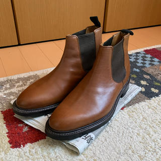 REGAL - 定価33,000円 美品 リーガル サイドゴア ブーツ 24センチ
