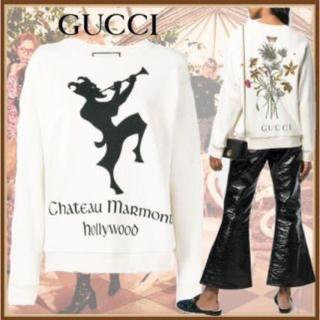 Gucci - GUCCI グッチ トレーナー シャトーマーモント