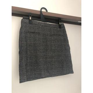 ディーホリック(dholic)のほぼ新品  (2回着)  タイトスカート(ひざ丈スカート)