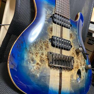 アイバニーズ(Ibanez)のIbanez S1027PBF(エレキギター)