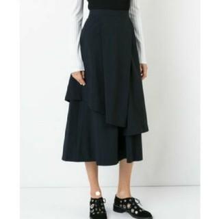 ENFOLD - エンフォルド スカートパンツ