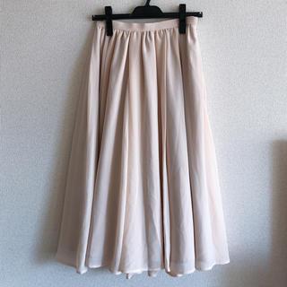 アーバンリサーチロッソ(URBAN RESEARCH ROSSO)のROSSO ギャザースカート(ロングスカート)