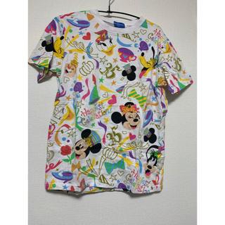 Disney - 【3/4まで掲載】35周年記念Tシャツ ディズニー