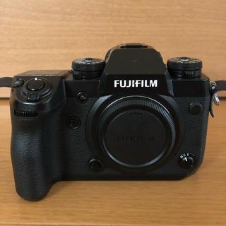 富士フイルム - FUJIFILM X-H1