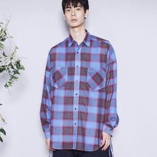 FACETASM - facetasm サイドスリットシャツ takuya∞ さん着用