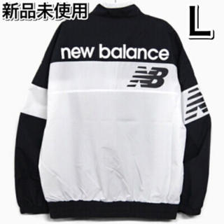 New Balance - 【新品未使用】ニューバランス アスレチックウィンドブレーカー プルオーバー L