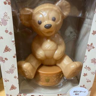 Disney - duffy 秋のぼうけん ルームライト ディズニーシー 2つご購入で500円引き