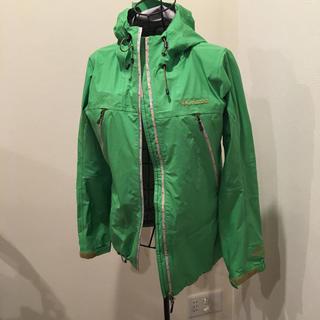コロンビア(Columbia)の新品未使用 コロンビア  マウンテンジャケット 鈴木とも子さんコラボ(登山用品)