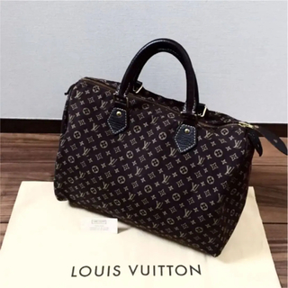 LOUIS VUITTON - 【レア品 美品】正規品 ルイヴィトン ミニラン スピーディ30 ハンドバッグ