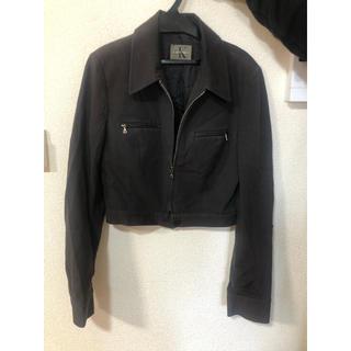 カルバンクライン(Calvin Klein)のカルバン・クライン ショートジャケット(ノーカラージャケット)