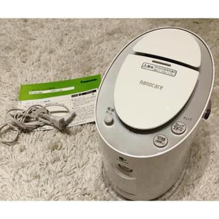 Panasonic - Panasonic スチーマー ナノケア ゴールド イオン EH-SA60-N