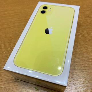 iPhone - SIMフリー新品未開封 iPhone11 64G