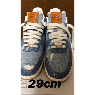 NIKE - NIKE By YOU Levi's AIR FORCE 1 29cm