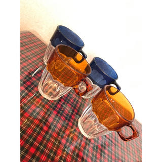 ロンハーマン(Ron Herman)のロンハーマン  グラス4個セット(グラス/カップ)