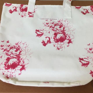 CABBAGES&ROSESトートバッグ 新品(トートバッグ)