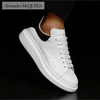 アレキサンダーマックイーン(Alexander McQueen)のALexander McQUEEN スニーカー Oversize 40 1/2(スニーカー)