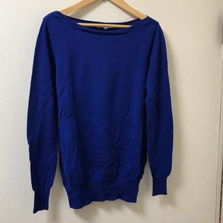 ナチュラルビューティーベーシック(NATURAL BEAUTY BASIC)の美品、natural beauty basicのニット(ニット/セーター)